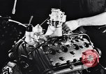 Image of Engine assembly and testing Dearborn Michigan USA, 1938, second 33 stock footage video 65675031005