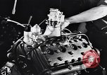 Image of Engine assembly and testing Dearborn Michigan USA, 1938, second 34 stock footage video 65675031005