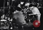 Image of Engine assembly and testing Dearborn Michigan USA, 1938, second 35 stock footage video 65675031005