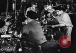 Image of Engine assembly and testing Dearborn Michigan USA, 1938, second 36 stock footage video 65675031005