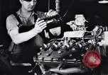 Image of Engine assembly and testing Dearborn Michigan USA, 1938, second 37 stock footage video 65675031005