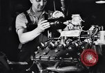 Image of Engine assembly and testing Dearborn Michigan USA, 1938, second 38 stock footage video 65675031005