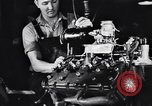 Image of Engine assembly and testing Dearborn Michigan USA, 1938, second 39 stock footage video 65675031005
