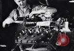Image of Engine assembly and testing Dearborn Michigan USA, 1938, second 44 stock footage video 65675031005