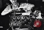 Image of Engine assembly and testing Dearborn Michigan USA, 1938, second 45 stock footage video 65675031005
