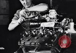Image of Engine assembly and testing Dearborn Michigan USA, 1938, second 47 stock footage video 65675031005