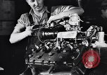 Image of Engine assembly and testing Dearborn Michigan USA, 1938, second 48 stock footage video 65675031005