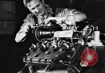 Image of Engine assembly and testing Dearborn Michigan USA, 1938, second 49 stock footage video 65675031005
