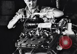 Image of Engine assembly and testing Dearborn Michigan USA, 1938, second 52 stock footage video 65675031005