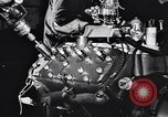 Image of Engine assembly and testing Dearborn Michigan USA, 1938, second 54 stock footage video 65675031005