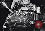 Image of Engine assembly and testing Dearborn Michigan USA, 1938, second 56 stock footage video 65675031005