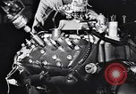 Image of Engine assembly and testing Dearborn Michigan USA, 1938, second 57 stock footage video 65675031005