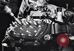 Image of Engine assembly and testing Dearborn Michigan USA, 1938, second 58 stock footage video 65675031005