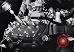 Image of Engine assembly and testing Dearborn Michigan USA, 1938, second 59 stock footage video 65675031005