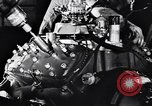 Image of Engine assembly and testing Dearborn Michigan USA, 1938, second 60 stock footage video 65675031005