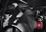 Image of Affixing car frame to chassis Dearborn Michigan USA, 1937, second 36 stock footage video 65675031007