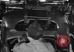 Image of Affixing car frame to chassis Dearborn Michigan USA, 1937, second 49 stock footage video 65675031007
