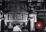 Image of Metal pressing machine Dearborn Michigan USA, 1930, second 8 stock footage video 65675031014