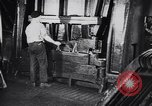 Image of Metal pressing machine Dearborn Michigan USA, 1930, second 18 stock footage video 65675031014