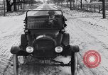 Image of Ford Model-T car Michigan United States USA, 1920, second 8 stock footage video 65675031015