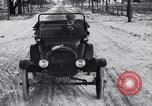 Image of Ford Model-T car Michigan United States USA, 1920, second 10 stock footage video 65675031015