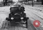 Image of Ford Model-T car Michigan United States USA, 1920, second 13 stock footage video 65675031015