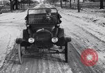 Image of Ford Model-T car Michigan United States USA, 1920, second 14 stock footage video 65675031015