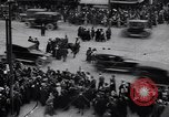 Image of busy intersection United States USA, 1920, second 3 stock footage video 65675031017