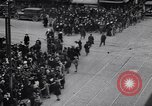 Image of busy intersection United States USA, 1920, second 6 stock footage video 65675031017