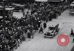 Image of busy intersection United States USA, 1920, second 9 stock footage video 65675031017