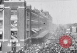 Image of ten millionth Ford Highland Park Michigan USA, 1924, second 1 stock footage video 65675031019