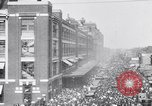 Image of ten millionth Ford Highland Park Michigan USA, 1924, second 2 stock footage video 65675031019