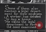 Image of Training and care of American workers United States USA, 1920, second 30 stock footage video 65675031025