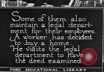 Image of Training and care of American workers United States USA, 1920, second 34 stock footage video 65675031025