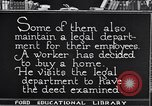 Image of Training and care of American workers United States USA, 1920, second 35 stock footage video 65675031025