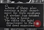 Image of Training and care of American workers United States USA, 1920, second 37 stock footage video 65675031025