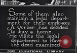 Image of Training and care of American workers United States USA, 1920, second 38 stock footage video 65675031025