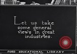 Image of Training and care of American workers United States USA, 1920, second 41 stock footage video 65675031025