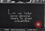 Image of Training and care of American workers United States USA, 1920, second 42 stock footage video 65675031025