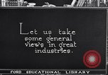 Image of Training and care of American workers United States USA, 1920, second 43 stock footage video 65675031025