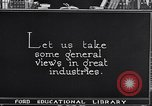 Image of Training and care of American workers United States USA, 1920, second 44 stock footage video 65675031025