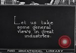 Image of Training and care of American workers United States USA, 1920, second 46 stock footage video 65675031025