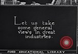 Image of Training and care of American workers United States USA, 1920, second 47 stock footage video 65675031025
