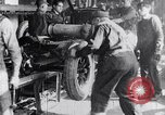 Image of Ford Motor Company assembly line Highland Park Michigan USA, 1917, second 7 stock footage video 65675031026