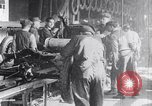 Image of Ford Motor Company assembly line Highland Park Michigan USA, 1917, second 13 stock footage video 65675031026