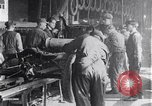 Image of Ford Motor Company assembly line Highland Park Michigan USA, 1917, second 14 stock footage video 65675031026