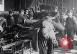 Image of Ford Motor Company assembly line Highland Park Michigan USA, 1917, second 15 stock footage video 65675031026