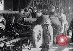 Image of Ford Motor Company assembly line Highland Park Michigan USA, 1917, second 17 stock footage video 65675031026