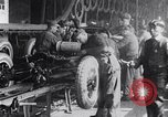 Image of Ford Motor Company assembly line Highland Park Michigan USA, 1917, second 18 stock footage video 65675031026