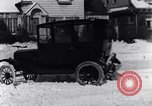 Image of Snowball fight Michigan United States USA, 1917, second 13 stock footage video 65675031029